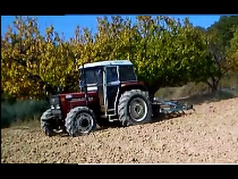 NEW HOLLAND 80-66 S - PREPERAZIONE TERRENO