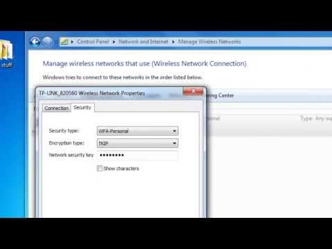 How to Find your Wif fi Password in Windows 7 | Development Geek TV | Presented in Full HD