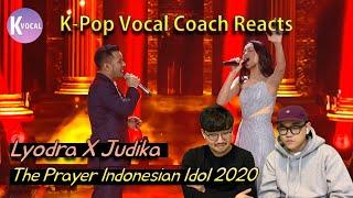 Download lagu K-pop Vocal Coaches react to Indonesian Idol 2020, LYODRA X JUDIKA - THE Prayer