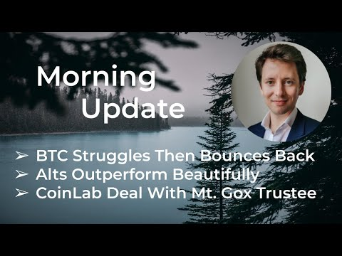 Daily Update –Macro + Crypto Markets –Jan 18th, 2021