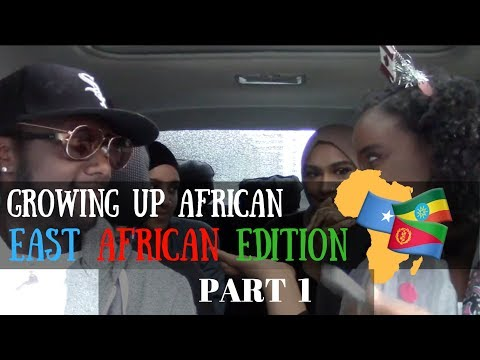 Growing Up African -East African Edition | SNITCHING AUNTIES, THE SOMALI RADAR & MORE (PART 1)