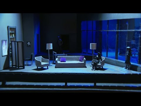 Två giganter möts på scen - Nyheterna (TV4)