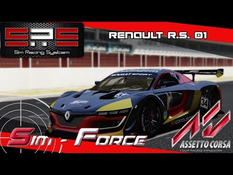 assetto corsa renault r s 01 series sim racing system. Black Bedroom Furniture Sets. Home Design Ideas