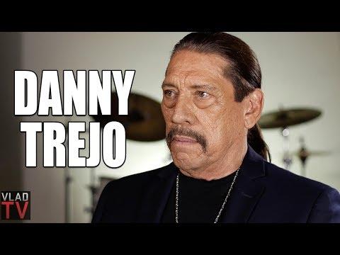 Louie Cruz - Actor Danny Trejo Talks Mexican Gangs