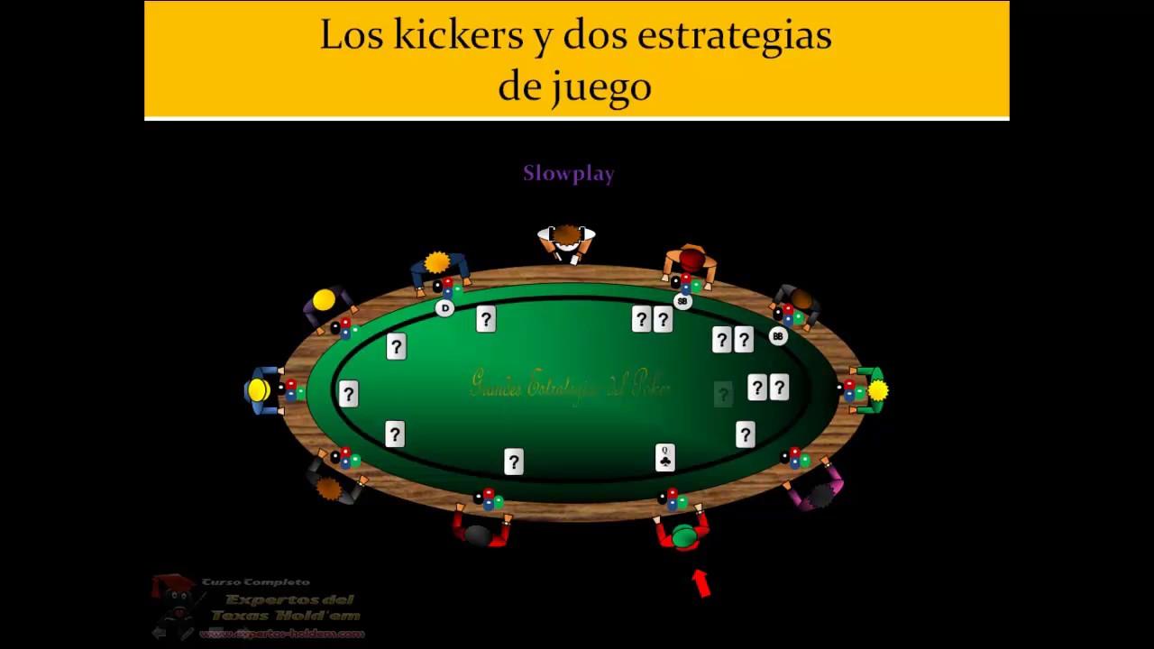 Kicker Texas Holdem