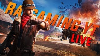 PUBG Mobile Funny Gameplay & Room Matches Tamil 🔴Live Streaming | RajGaming Yt | RG