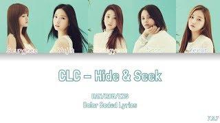 CLC - Hide & Seek
