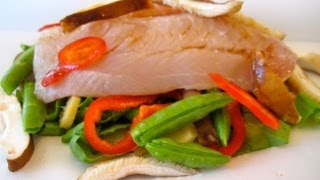Cooking With Kids: How To Make Fish In Parchment Paper For Children - Weelicious
