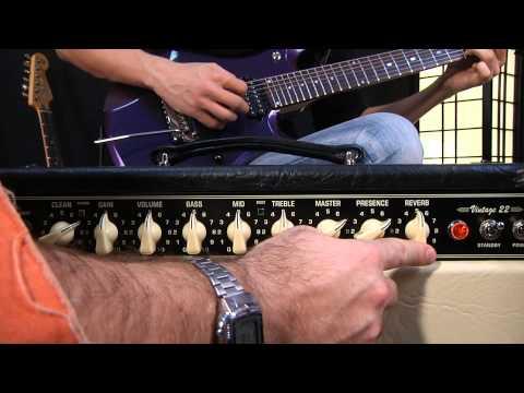 BUGERA V22 Play through - By GearTestUa