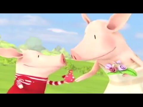 Olivia the Pig | Olivia Makes a Wedding Gift | Olivia Full Episodes
