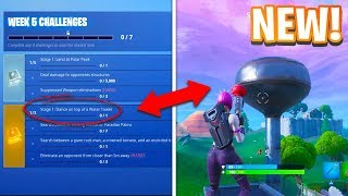 How To Complete ALL WEEK 5 CHALLENGES in SEASON 7 - Fortnite Battle Royale