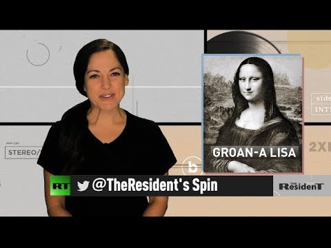 RT America: New York Times wants to take down the Mona Lisa