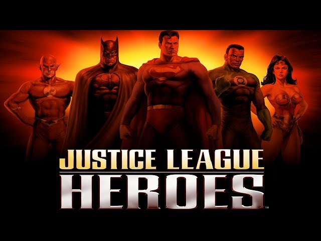 Justice League Heroes All Cutscenes (Game Movie) 1080p 60FPS