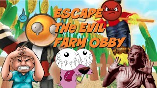 Escape the Evil Farm OBBY (ROBLOX) - FARMS GONE WILD! (Xbox One Gameplay)