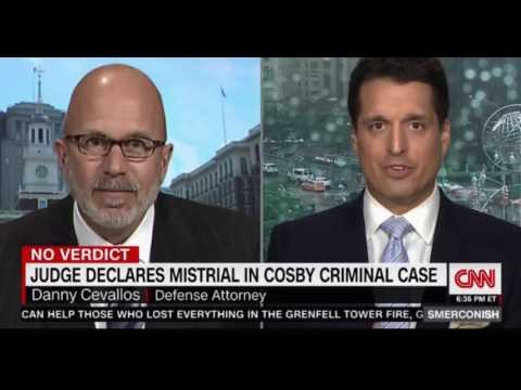 Smerconish Judge declares a mistrial in Cosby Criminal Case