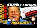 TOMMY EDISON in a Dodge Challenger HELLCAT - FMV89