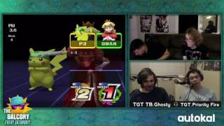 pm the balcony 94 ammy losers top 8 ft eri pikachu vs ron swanson peach