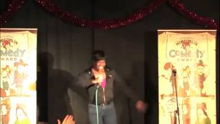 Melanie Gayle Hobgoblin Comedy Awards - 5min clip