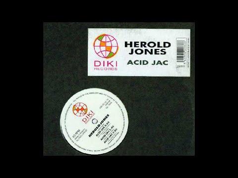 Herold Jones – Acid Jac (X-Stream Trance Mix)