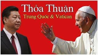 Các Giám Mục Quốc Doanh Bị Vạ Tuyệt Thông Mong Được Hiệp Thông Với Đức Giáo Hoàng Phanxicô