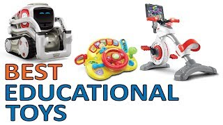 5 Best Educational Toys for Toddlers 2018 Reviews