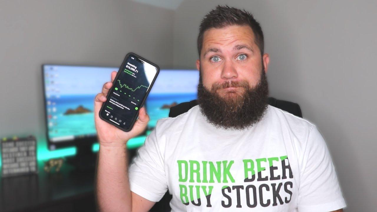 i sold all my stocks... (not clickbait)