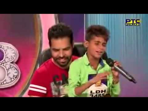 Pankaj Dass Mini Saleem!! Audition Ludhiana!! Rab kare me Mar java