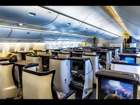 TRIP REPORT - All Nippon Airways 777-300ER BUSINESS CLASS - San Francisco to Tokyo (NH7)