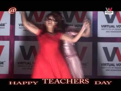 VIRTUAL VOYAGE COLLEGE TEACHERS DAY CELEBRATION 2012