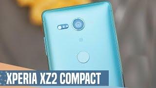 Sony Xperia XZ2 Compact, review: el MEJOR smartphone COMPACTO