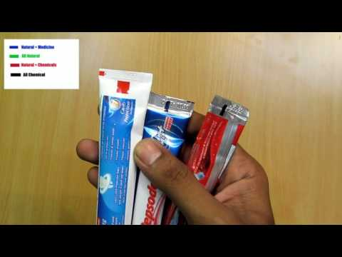 How to Choose Best Toothpaste - Tamil Tutorials