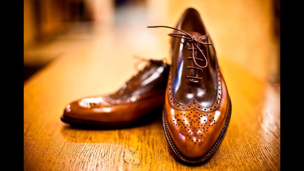 Как делают обувь. Процесс изготовления обуви на фабрике - YouTube