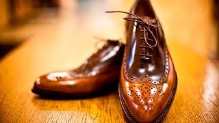 Как делают обувь. Процесс изготовления обуви на фабрике