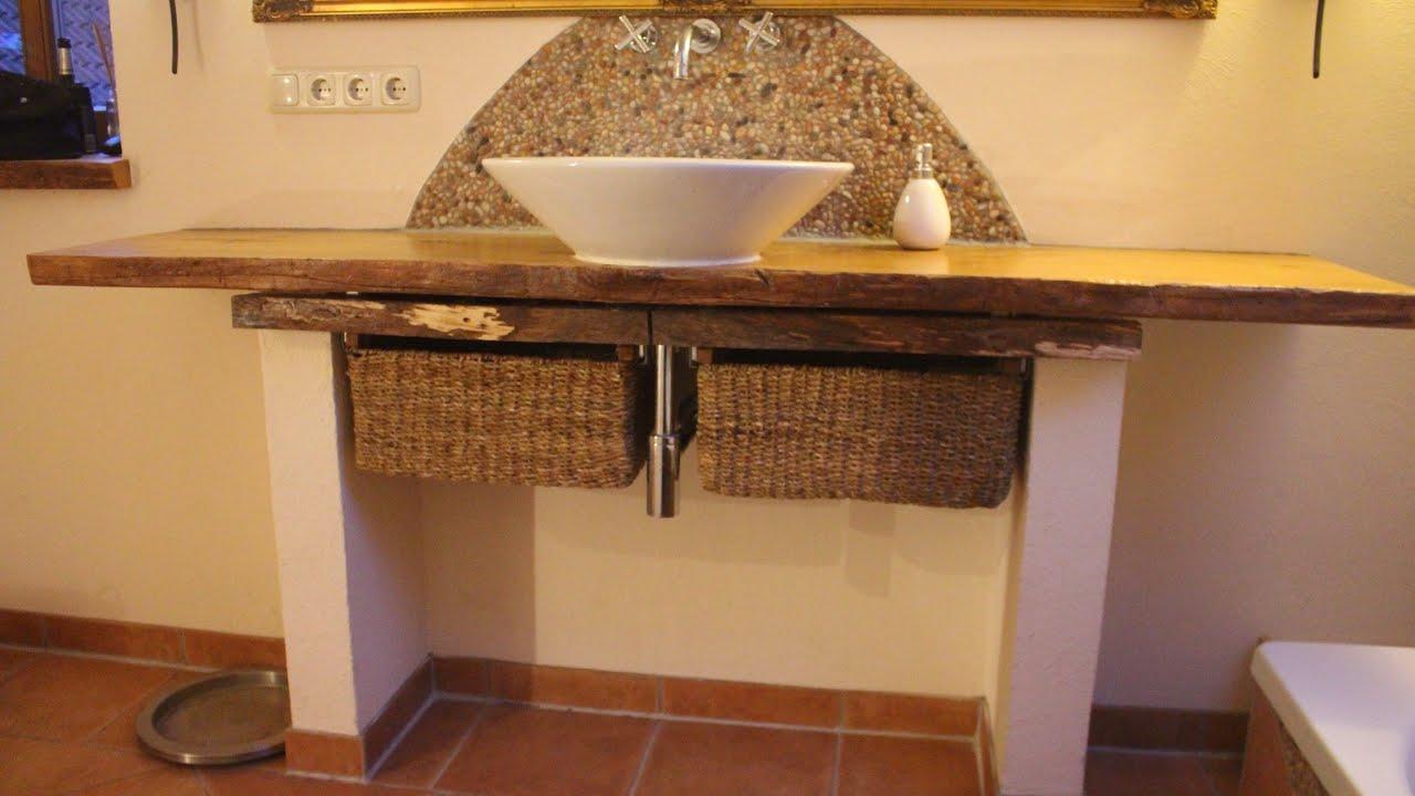 Bathroom storage baskets - Badezimmer Aufbewahrung Körbe