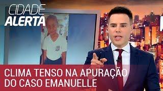 Equipe do Cidade Alerta sofre ameaças ao investigar Caso Emanuelle