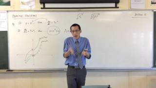 Primitive Functions (1 of 4: Introduction and rules of Anti-Differentiation)
