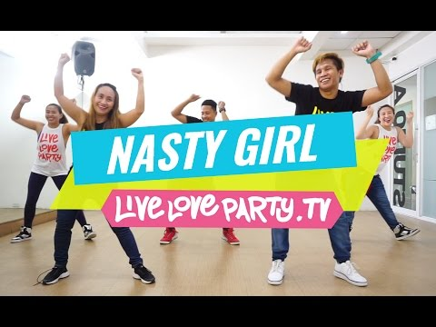 Nasty Girl by Nitty [VIEW ON COMPUTER] | Zumba® | Live Love Party