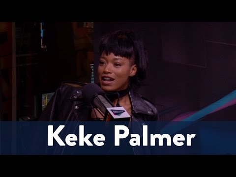 Keke Palmer on Auditioning for Scream Queens 1/4 | KiddNation