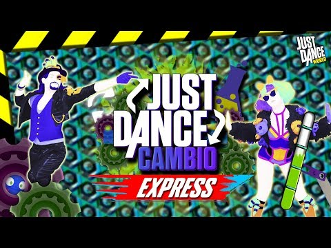 Just Dance 2018 Cambio! | Fitted Songs/ JD Cambio | Express