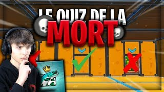 {NEW MODE} - LE QUIZ DE LA MORT sur FORTNITE ! (Ft.Seinhor9)