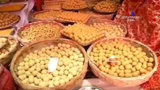 ԱՌԱՆՑ ՄԵԿՆԱԲԱՆՈՒԹՅԱՆ  Հնդկաստանում նշել են Սննդի աստվածուհու տոնը