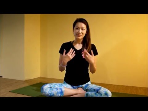 All Yoga Taiwan師資訓練  畢業者感言 Vicky