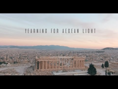 Yearning for Aegean Light  - Parthenon Marbles