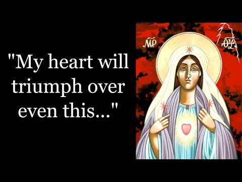 Triumph of the Immaculate Heart of Mary