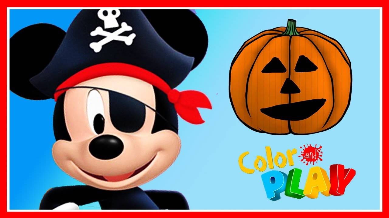 Mickey Mouse Clubhouse – Mickeys Kitchen Halloween Game – Disney Junior App For Kids
