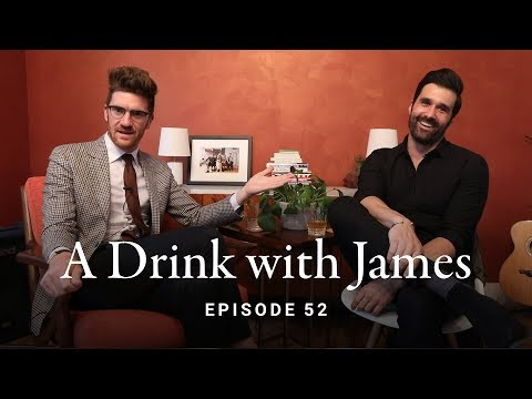 A Drink with James Episode 52 - A Conversation with Luke Ditella (@lukeditella)