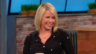 Excuse Me, Officer! It's Me, Chelsea Handler | The Rachael Ray Show Interview