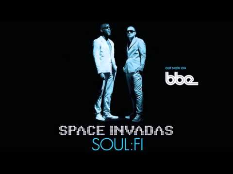"SPACE INVADAS - ""RECOGNISE"""