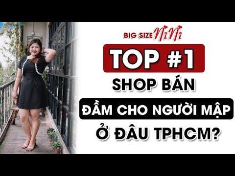 Top #1 Shop bán váy đầm cho người mập ở đâu TPHCM? - Big size NiNi