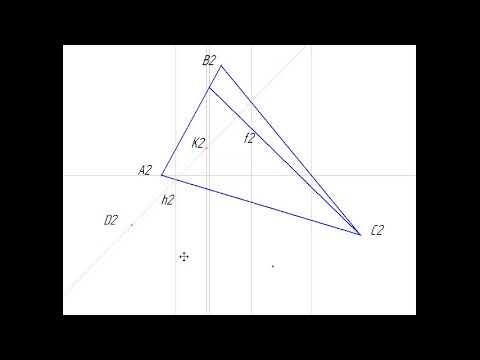 Расстояние от точки до плоскости, перпендикуляр к плоскости
